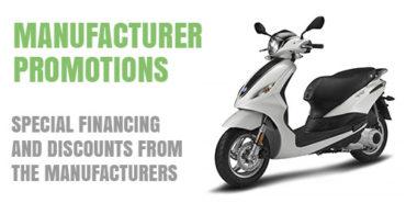 Manufacturer Promotions