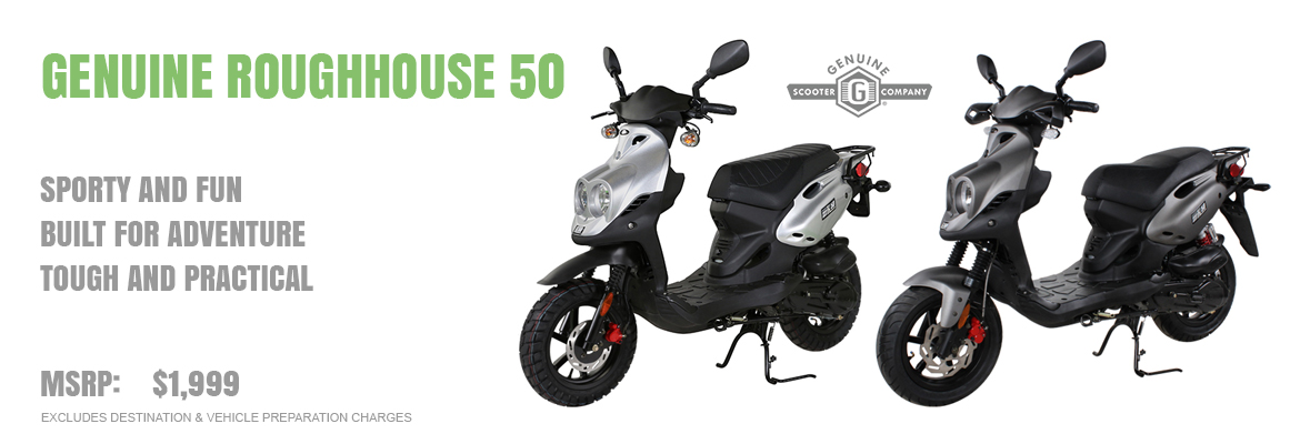 2019 Genuine Roughhouse 50