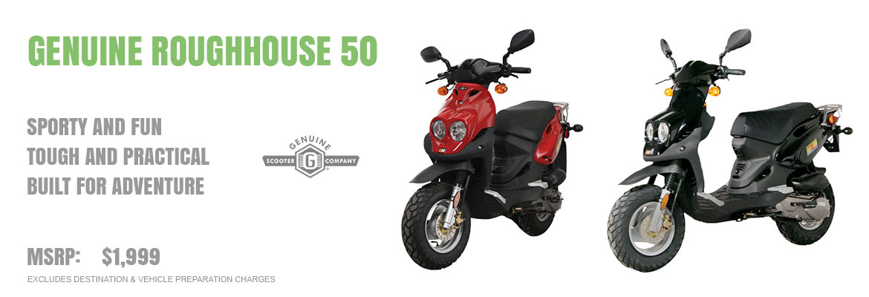 2018 Genuine Roughhouse 50