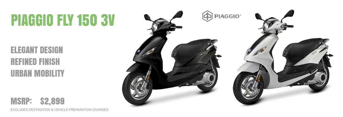 2018 Piaggio FLY 150 ie