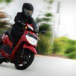 2016 SYM HD 200 EVO
