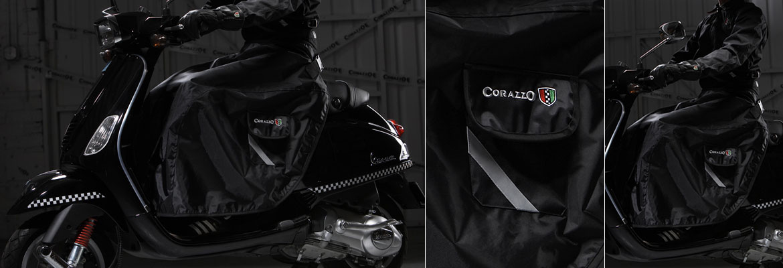 Corazzo Scooter Lap Apron