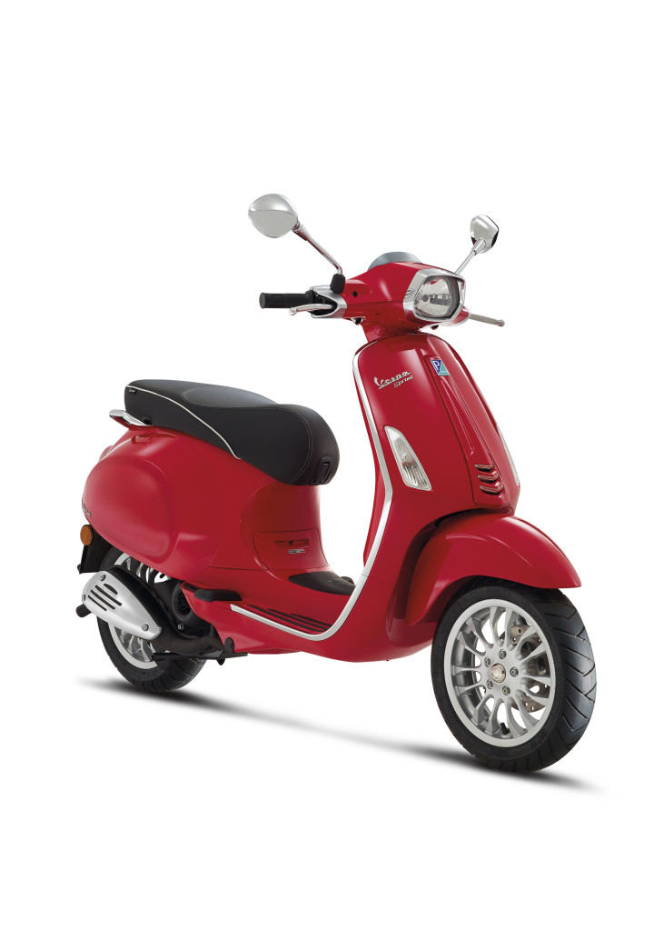 2018 vespa sprint 150 ie vespa portland. Black Bedroom Furniture Sets. Home Design Ideas