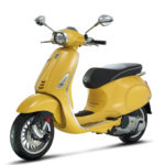 Save $600 on a New 2016 Vespa Sprint 150 Yellow