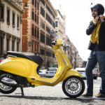 2017 Vespa Sprint 150 IE