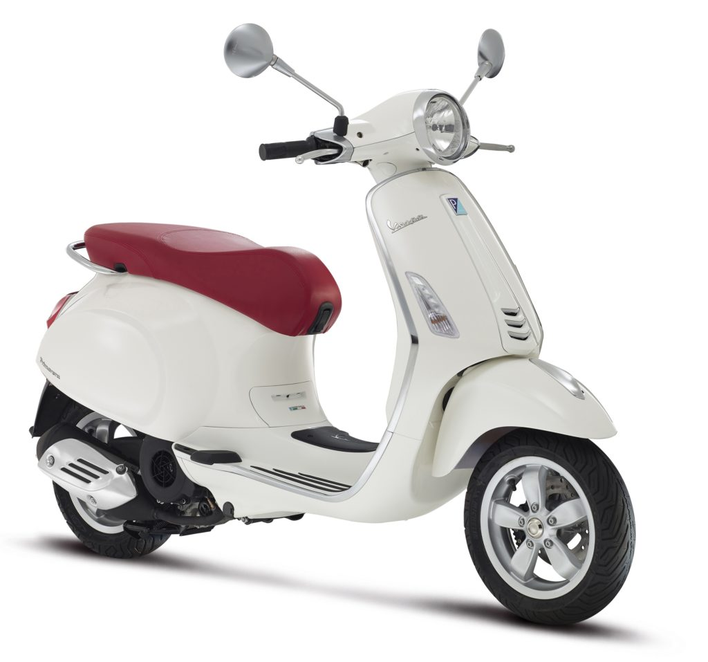 Vespa Models By Year