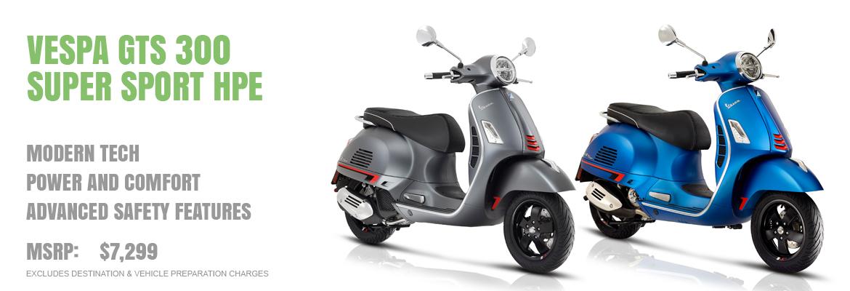 2020 Vespa GTS 300 Super Sport HPE