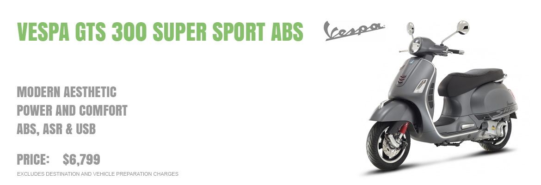 2016 vespa gts 300 super sport abs vespa portland. Black Bedroom Furniture Sets. Home Design Ideas