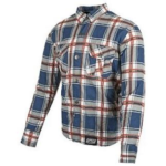 Speed and Strength Rust and Redemption Men's Armored Moto Shirt