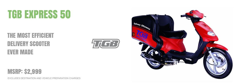 TGB Express 50