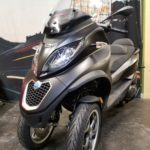 Save $300 on a New 2018 Piaggio MP3 500