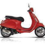 2020 Vespa Primavera 150 Sport ie