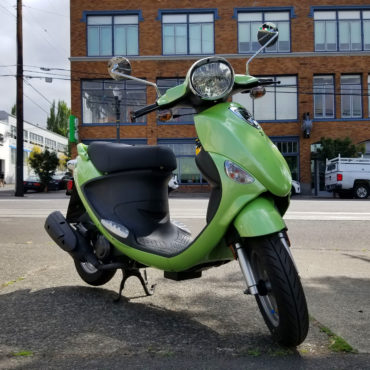 Pre-Owned Scooters