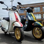 2021 Vespa Sprint Racing Sixties 150