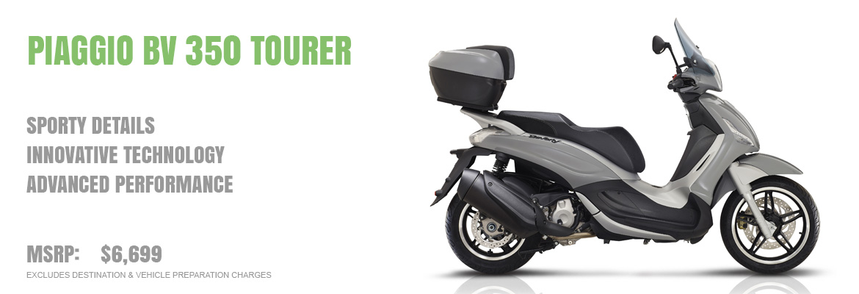 2021 Piaggio BV 350 Tourer